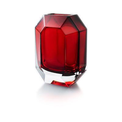 Náhled výrobku: Octogene Vase Red